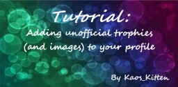 How to add Unofficial Badges (or images) to your profile! Minecraft Blog