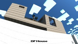 DF House Minecraft Map & Project