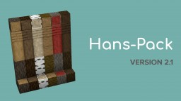 Hans-Pack - Version 2.1 Minecraft