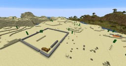 SandLantis, Newest project on towny. Minecraft Map & Project