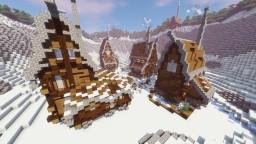 Winty village | jakubb Minecraft Map & Project