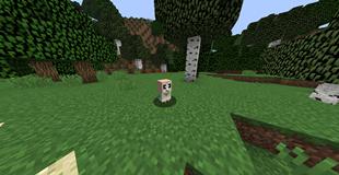 Anime Pets Minecraft Mod