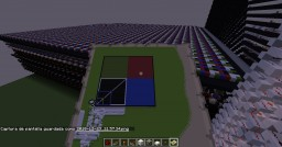 64x64 display redstone GPU Minecraft Map & Project