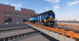 British Rail Class 66 | TRS Minecraft