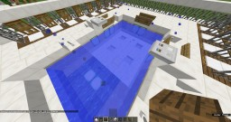 Pool Party Map || Commands by TheRedEngineer Minecraft Map & Project