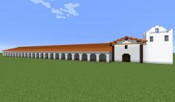 Misión de Santa Inés Minecraft Map & Project