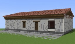 Casa colonial Minecraft Map & Project