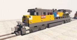 Minecraft GE ESS44AC Diesel-Electric Locomotive Minecraft