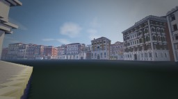 Venice  - Rialto Bridge and surroundings Minecraft