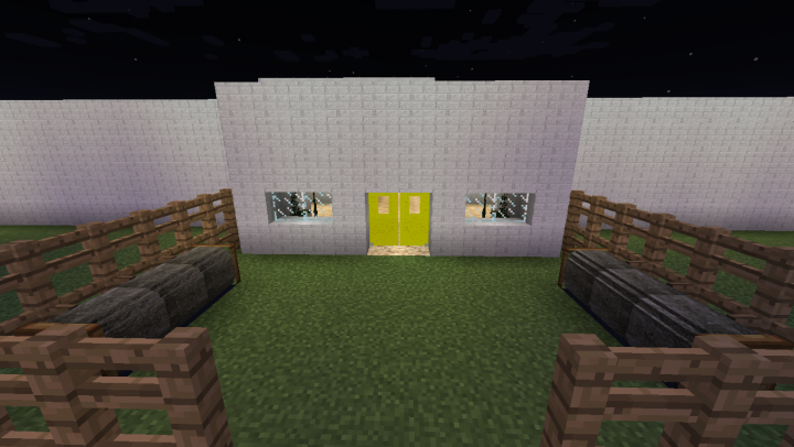 Baldi Wall: Baldi's Basics In Education And Learning Map Minecraft Project