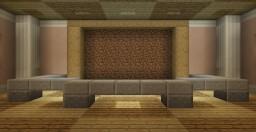 Fine Art Minecraft Map & Project