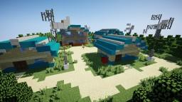 johto's New Bark Town Minecraft Map & Project