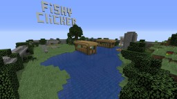 """Fishy Clicker 1.13 (""""Cookie Clicker"""") Minecraft Map & Project"""