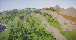 Ruhre Plateau -- Second World Machine project Minecraft Map & Project