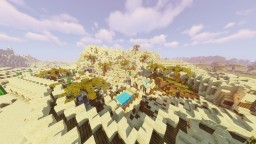 The Dust Minecraft Map & Project
