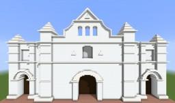 Iglesia de Comapa, Guatemala Minecraft Map & Project