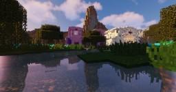 Pixelmon Griseous - a Pixelmon adventure map Minecraft