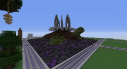 WIP- World Turtle (Creative Plots Spawn) Minecraft Map & Project
