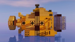 Submarine Minecraft Map & Project