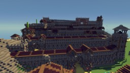 Redstone Citadelle Minecraft Map & Project
