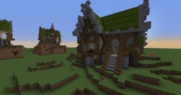 rpg house 9 Minecraft Map & Project