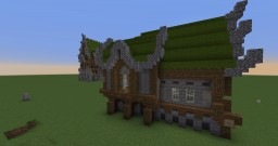 rpg house 10 Minecraft Map & Project