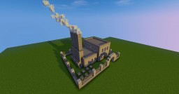 Materials refinery factory Minecraft Map & Project