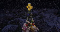 Christmas tree! :D :D :D :D Minecraft Map & Project