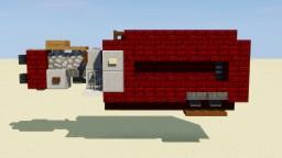 Rey's Speeder Minecraft Map & Project