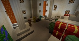 Redstone house inside mountain Minecraft Map & Project