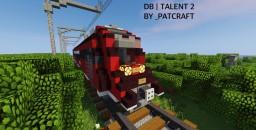 DB Bombardier Talent 2 (Christmas present) Minecraft