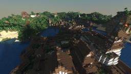 The Darragon Empire Minecraft Map & Project