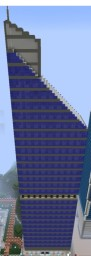 Warsaw Skyliner Minecraft Map & Project