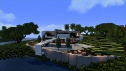 Saota - Modern House | ANTARES Minecraft Map & Project