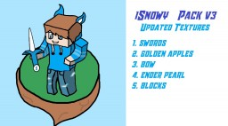 ~iSnowy Pack~ [v3] [32x] [1.8.9] Minecraft Texture Pack