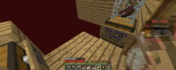 Working on shop at hellblock.net Minecraft Map & Project
