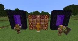 Nether Gold Plus Minecraft Mod
