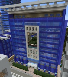 Warsaw Focus Office Minecraft Map & Project