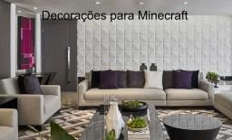 Decorações para Minecraft Minecraft Map & Project