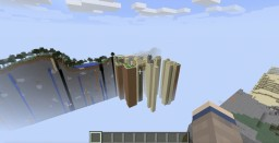 Square Lands Minecraft Map & Project