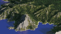Raetia Minecraft Map & Project