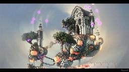 Powecrafting / ElderMC hub ( 150x150 ) Minecraft Map & Project