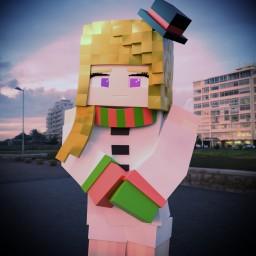 Secret Santa Gift for Stuffles Minecraft Blog