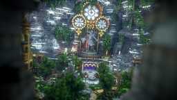 Time Legacy | Lobby | Cave of Gloria Minecraft Map & Project
