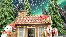 """""""The Gingerbread House"""" 