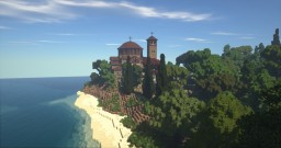 Mediterranean Cemetery [Conquest Reforged] Minecraft Map & Project