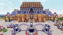 Let's Build Saison 1 - Médiéval Fantastique Minecraft Map & Project