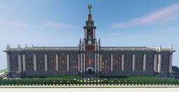 City hall - Yekaterinburg Minecraft Map & Project