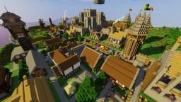Minecraft Kingdom Minecraft Map & Project