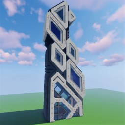 Neopolis Project - Mosaic Tower Minecraft Map & Project